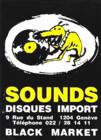 Sounds Records autoc gallerie