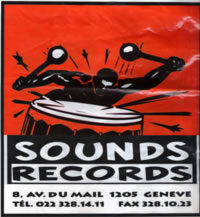 Sounds Records bag gallerie